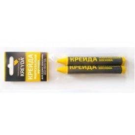 Мел маркировочный KREYDA желтый 2 шт
