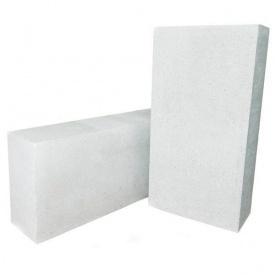 Силікатна цегла одинарна М200 F25 250х120х65 мм білий