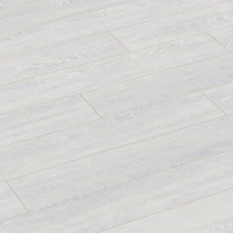Ламинат ROOMS Suite 32 V4 1380х157х8 мм Дуб Беленый Белый