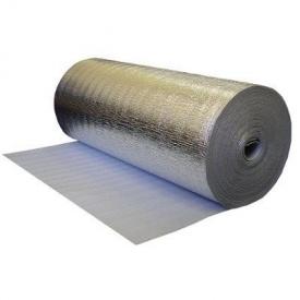 Подложка полотно ППЭ-Л 7 мм фольгированное