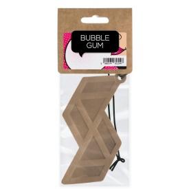 Кожаный ароматизатор для автомобиля ACappella Bubble Gum (5060574613247)