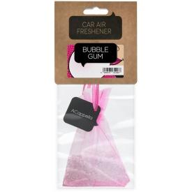 Ароматизатор для автомобиля в мешочке ACappella Bubble Gum (5060574612967)