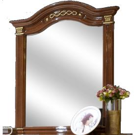 зеркало Диана орех лак Мир Мебели