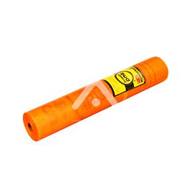 Сітка склотканева BudMonster PRIME 145 г/м2 5х5 мм 1х50 м помаранчева