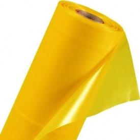 Теплична плівка стабілізована 100 мкм рукав 1 5 м 100 пог м жовта