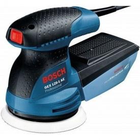 Шліфмашина ексцентрикова Bosch GEX 125-1