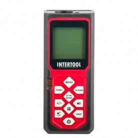 Дальномер лазерный INTERTOOL MT-3056 80 м