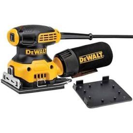 Шлифмашина вибрационная DeWALT DWE6411