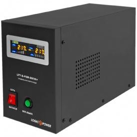 Источник бесперебойного питания LogicPower LPY-B-PSW-500VA 350W 5A/10A 12V