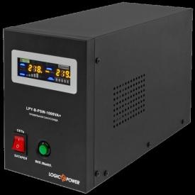 Источник бесперебойного питания ИБП Logicpower LPY- B - PSW-1000VA+ 700Вт 10A/20A