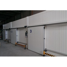Холодильная камера для клубники ICOOL 50-1000 m2