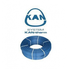 Труба металлопластиковая KAN-therm Diue Floor PE-RT 16х2