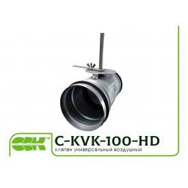 Клапан воздушный C-KVK-100