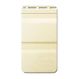 Сайдинг виниловый Альта-Профиль Flex двухпереломный 3660х230x11 мм имбирный