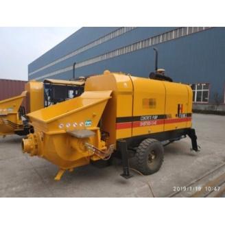 Дизельный бетононасос DHBT50S-13-85 50 м3/ч