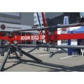Мобільна бетонораздаточная механічна стріла BMD 12