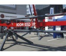 Мобильная бетонораздаточная механическая стрела BMD 12