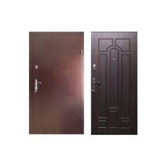 Двери входные Redfort МЕТАЛЛ- МДФ АРКА Эконом 860х2050 мм