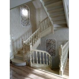 Виготовлення дубових сходів