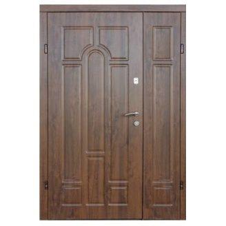 Двери входные Redfort АРКА С ПРИТВОРОМ улица Оптима плюс 1200х2050 мм