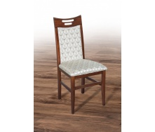 Деревянный стул Юля Микс-Укр 960х410х450 мм мягкое сидение Кападокия