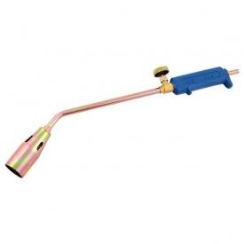 Горелка газовая пропан 50 мм колокол трапеция с клапаном 500 мм (АР-0034)