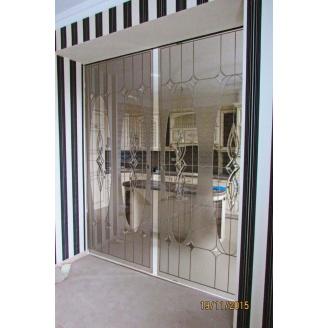 Слайдинговая дверь системы MAXI Slide
