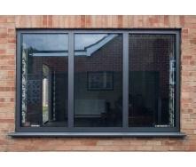 Алюминиевое окно Reynaers MasterLine 8