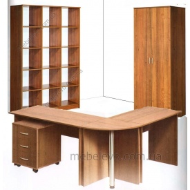 Комплект офисной мебели Твист Дуэт Абсолют