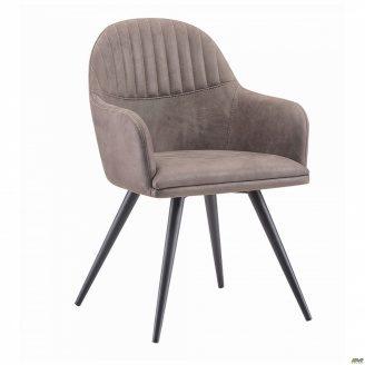 Мягкое кресло AMF Марио 850х590х560 мм базальт