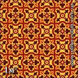 Декоративная плитка ручной работы BYZANTIUM COLOR