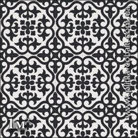 Декоративная плитка ручной работы ORIENTAL BW