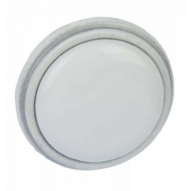 Ручка кнопка Giusti РГ 516 винтажное серебро/керамика (P77.00.00.T4G)