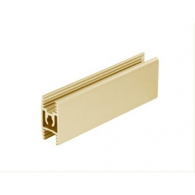 Sevroll Профиль-стык H-30 золото 3000 мм