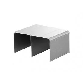 Sevroll Шина Future верх серебро 1700 мм