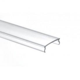 Профиль GTV вставка 2000 мм LED пластик прозрачный
