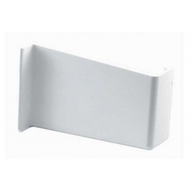 Заглушка для навеса 806 белая правая Camar