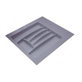 Пенал для посуды серый 500-550 503х498х46 Hafele