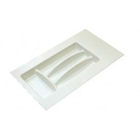 Пенал для посуды белый 300 281х498х46 Hafele