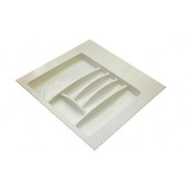Пенал для посуды белый 600 553х498х46 Hafele