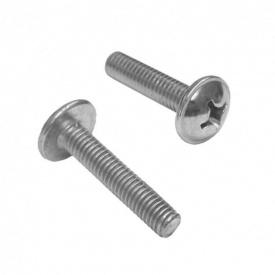 Винт для металла M6x12 DIN 967