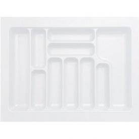 Пенал для посуды белый 700 640х490х55 Starax