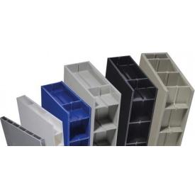 Полипропиленовая конструкционная панель PANELTIM 1200х1000х35 мм 50х100 мм