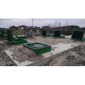 Станция очистки сточных вод ТОПАС automatic 300 PF
