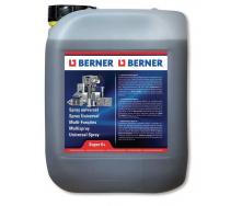 Смазка универсальная проникающая S6+ Berner 5л