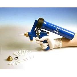 Пневматический спрей-пистолет с насадками для распыления герметика Kent