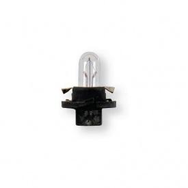 Лампа 12V 1,2W BХ8,4d синий 1 шт
