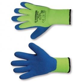 Зимові робочі рукавички механіка Berner розмір 9