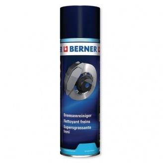 Очиститель тормозов и корзин сцепления 500 мл Berner