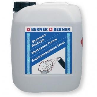 Очиститель тормозов и корзин сцепления 5 л Berner